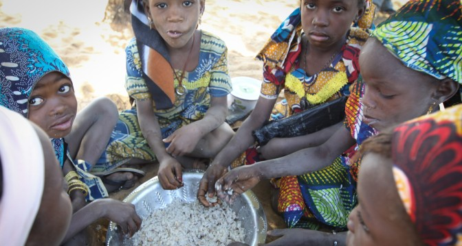 Niger Families Face Drought